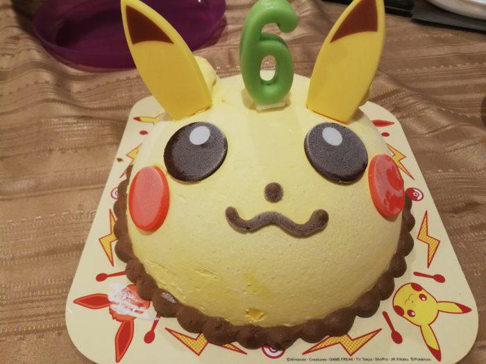 子供なら誰でも大喜び!思い出に残るケーキはのサーティワンのアイスケーキ