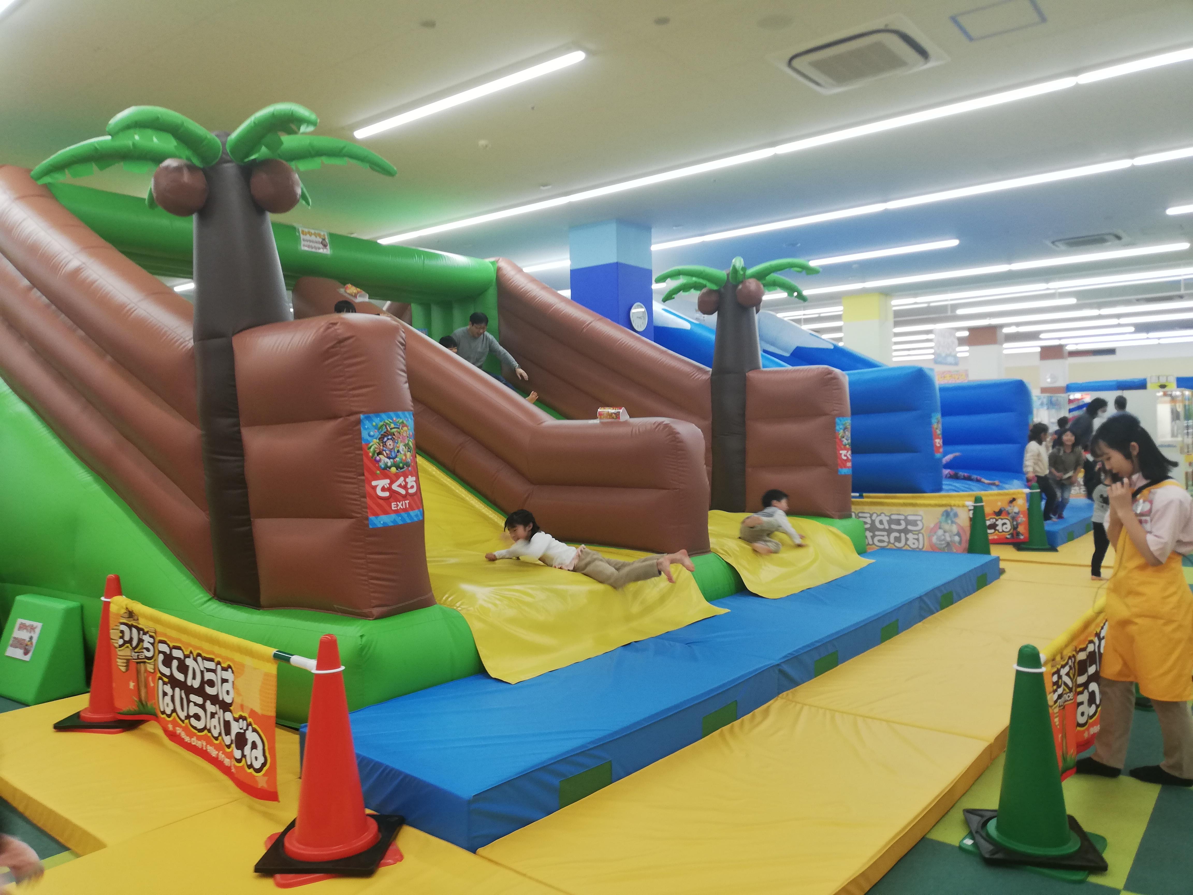 横浜センター北駅の子供の遊び場【ファンタジーキッズリゾート】が1日遊んでも飽きない理由がこれ!